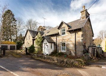 Thumbnail 2 bed semi-detached house for sale in East Redhu, Kirkmichael, Blairgowrie
