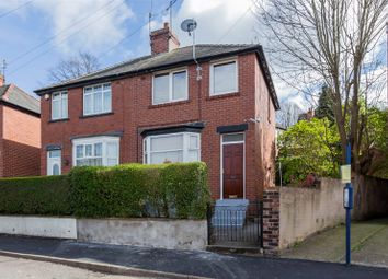 Thumbnail 2 bedroom semi-detached house for sale in Rushdale Road, Sheffield, South Yorkshire