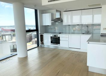 Thumbnail 3 bed flat to rent in The Moresby Tower, Ocean Village, Southampton
