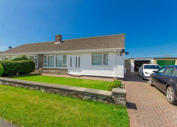 Thumbnail 3 bed detached bungalow for sale in Carlyon Close, Threemilestone, Truro