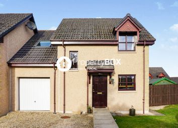 Thumbnail 3 bed detached house for sale in Knockomie Rise, Forres