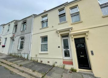 Thumbnail 2 bed terraced house for sale in Riga Terrace, Plymouth