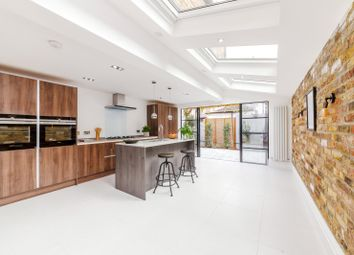 Thumbnail 4 bedroom terraced house for sale in Mendora Road, London