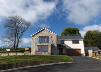 Thumbnail 4 bed detached house for sale in Stamford, Pen Y Pyllau, Milwr, Holywell