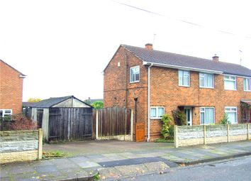 Thumbnail 3 bed semi-detached house for sale in Camberwell Avenue, Derby