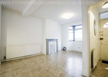 Thumbnail 2 bed terraced house to rent in Worcester Road, London