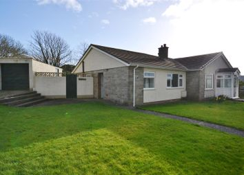 Thumbnail 2 bed semi-detached bungalow for sale in Maes Dyfed, St. Davids, Haverfordwest