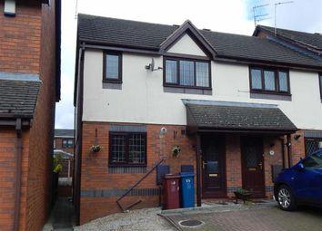 Thumbnail 3 bedroom property for sale in Mill Court, Longridge, Preston