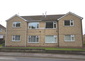 Thumbnail 2 bed flat to rent in Manor Road, Scarborough, North Yorkshire