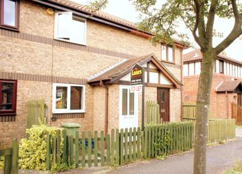 Thumbnail 1 bedroom end terrace house to rent in Stafford Grove, Shenley Church End, Milton Keynes