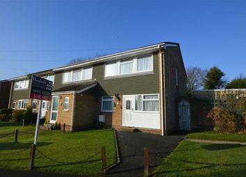 Thumbnail 3 bedroom end terrace house for sale in Windsor Place, Crowborough