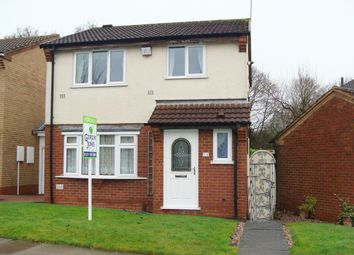 Thumbnail 3 bed detached house for sale in Rubery Lane, Birmingham