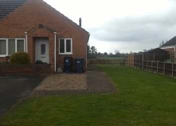 Thumbnail 2 bed bungalow to rent in Orchard Close, Great Hale