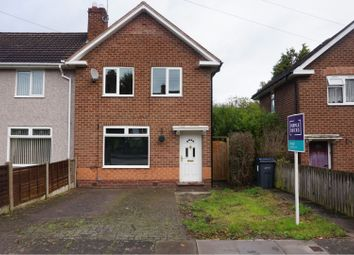 Thumbnail 2 bed end terrace house to rent in Blandford Road, Birmingham