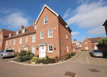 Thumbnail 4 bed town house for sale in Brownrigg Drive, Braintree