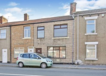 Thumbnail 3 bed terraced house to rent in Front Street, Station Town, Wingate