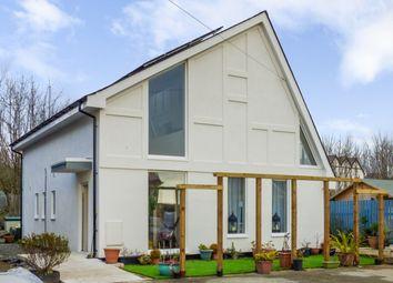 Thumbnail 3 bed detached house for sale in Y Cwrt, Criccieth, Gwynedd