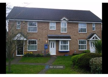 Thumbnail 2 bedroom terraced house to rent in Meltham Close, Northampton