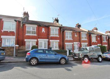 Thumbnail 3 bed flat to rent in Milner Road, Brighton