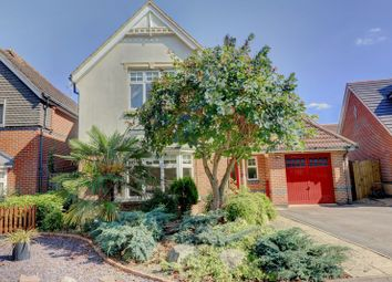 Thumbnail 4 bed detached house for sale in Campbell Road, Bramley, Tadley