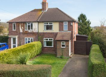 Thumbnail 3 bed semi-detached house for sale in Station Road, Pluckley, Ashford
