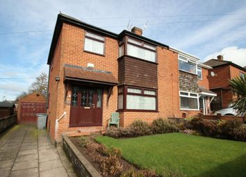 Thumbnail 3 bed semi-detached house for sale in Harrison Road, Norton, Stoke-On-Trent