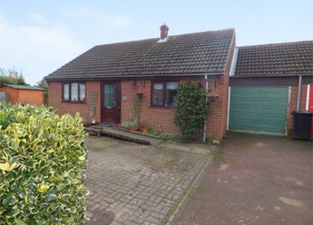 Thumbnail 2 bed detached bungalow for sale in Burgess Way, Brooke