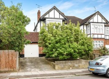 Thumbnail 3 bed semi-detached house for sale in Fernside Avenue, Mill Hill