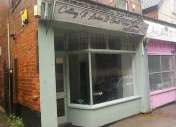 Thumbnail Commercial property to let in Chesterfield Road, Mansfield