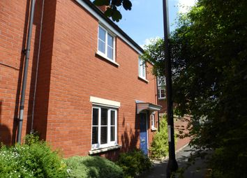 Thumbnail 3 bed end terrace house for sale in Dolina Road, Swindon