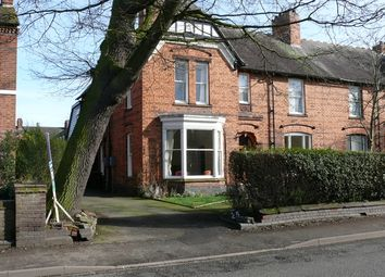 Thumbnail 3 bed flat to rent in Wellington Road, Nantwich