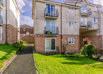 Thumbnail 2 bed flat for sale in White Friars Lane, Plymouth