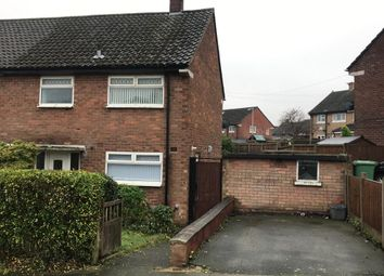 Thumbnail 3 bed semi-detached house to rent in Nixon Drive, Winsford