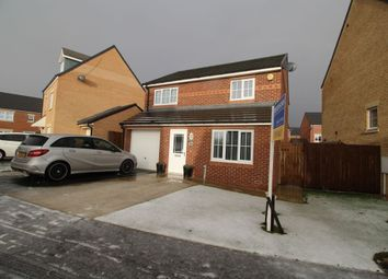 Thumbnail 3 bedroom detached house for sale in Baron Close, Middlesbrough