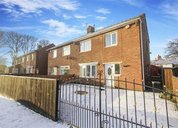 Thumbnail 3 bed semi-detached house for sale in Mccracken Drive, Wideopen, Tyne And Wear