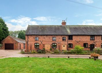 Thumbnail 4 bed barn conversion for sale in Ingestre, Stafford