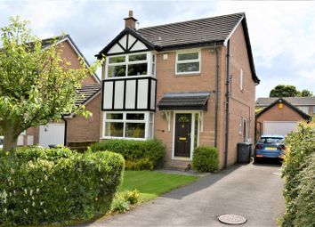 Thumbnail 3 bed property for sale in Brecon Avenue, Lindley, Huddersfield