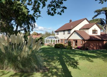 Thumbnail Detached house for sale in Pencraig, Ross-On-Wye, Herefordshire.