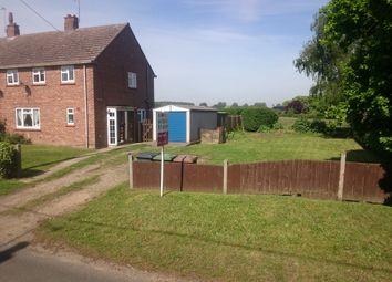 Thumbnail 3 bedroom semi-detached house for sale in Long Lane, Ingham Corner, Norwich