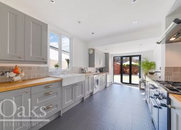 Thumbnail 3 bed terraced house for sale in Colmer Road, Streatham, London
