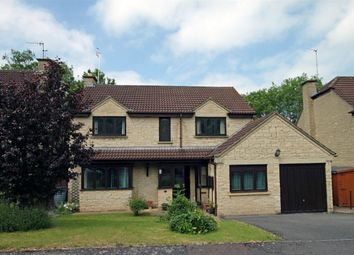 Thumbnail 5 bedroom detached house to rent in Garstons, Bathford, Bath