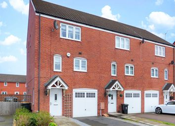 Thumbnail 3 bedroom town house for sale in Argosy Way, Newport, Gwent