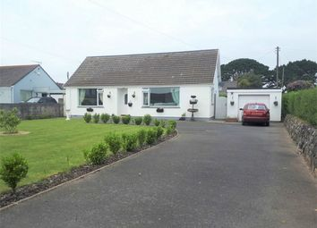 Thumbnail 3 bed detached bungalow for sale in United Road, Carharrack, Redruth