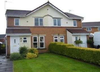 Thumbnail 3 bedroom semi-detached house for sale in Squires Wood, Fulwood, Preston, Lancashire