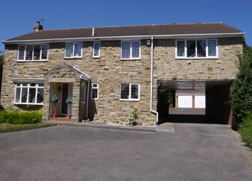 Thumbnail 5 bed detached house for sale in Charlestown, Ackworth