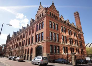 Thumbnail 1 bed flat to rent in Chepstow House, Chepstow Street, Manchester