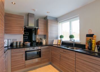 "Thumbnail 3 bed end terrace house for sale in ""The Hanbury  "" at Clovelly Road, Atlantic Park, Bideford"
