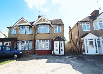 Thumbnail 4 bed semi-detached house for sale in Holmwood Close, Harrow