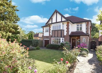 Thumbnail 4 bed detached house for sale in West Drive, Harrow