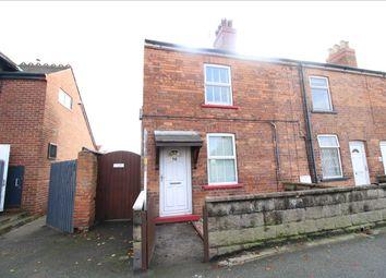 Thumbnail 2 bedroom end terrace house to rent in Main Street, Balderton, Newark